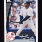 2002 Post Baseball #03 Bernie Williams - New York Yankees