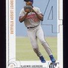 2002 Topps Ten Baseball #175 Vladimir Guerrero - Montreal Expos