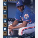 1998 Collector's Choice StarQuest Single #09 Vladimir Guerrero - Montreal Expos