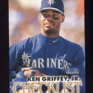 1998 Fleer Tradition Baseball #572 Ken Griffey Jr. - Seattle Mariners