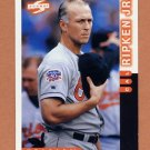 1998 Score Baseball #043 Cal Ripken - Baltimore Orioles