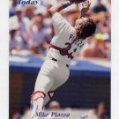 1998 Sports Illustrated Then And Now Baseball #121 Mike Piazza - Los Angeles Dodgers