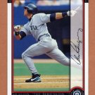 1999 Bowman Baseball #265 Alex Rodriguez - Seattle Mariners