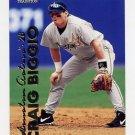 1999 Fleer Tradition Baseball #046 Craig Biggio - Houston Astros