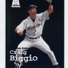 1999 Skybox Molten Metal Baseball #096 Craig Biggio - Houston Astros