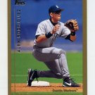 1999 Topps Baseball #300 Alex Rodriguez - Seattle Mariners