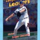 1999 Topps Chrome Baseball #232 Roger Clemens - Toronto Blue Jays