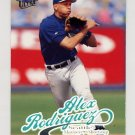 1999 Ultra Baseball #173 Alex Rodriguez - Seattle Mariners