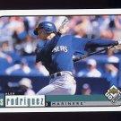 1999 UD Choice Baseball #143 Alex Rodriguez - Seattle Mariners