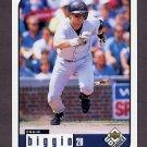 1999 UD Choice Baseball #093 Craig Biggio - Houston Astros