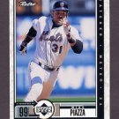 1999 Upper Deck Retro Baseball #052 Mike Piazza - New York Mets