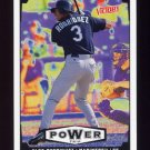 1999 Upper Deck Victory Baseball #367 Alex Rodriguez - Seattle Mariners