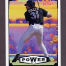 1999 Upper Deck Victory Baseball #251 Mike Piazza - New York Mets