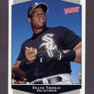 1999 Upper Deck Victory Baseball #092 Frank Thomas - Chicago White Sox