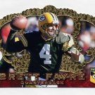 1996 Crown Royale Football #054 Brett Favre - Green Bay Packers
