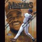 1997 Finest Baseball #186 Fred McGriff - Atlanta Braves