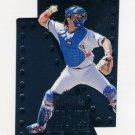 1997 Metal Universe Titanium #07 Mike Piazza - Los Angeles Dodgers