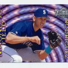 1997 Metal Universe Magnetic Field #09 Alex Rodriguez - Seattle Mariners