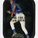 1997 Metal Universe Mining For Gold #05 Wilton Guerrero - Los Angeles Dodgers