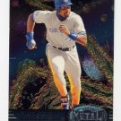 1997 Metal Universe Baseball #182 Carlos Delgado - Toronto Blue Jays