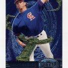 1997 Metal Universe Baseball #041 Chuck Finley - California Angels