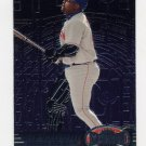 1997 Metal Universe Baseball #026 Mo Vaughn - Boston Red Sox