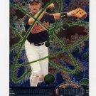 1997 Metal Universe Baseball #009 B.J. Surhoff - Baltimore Orioles