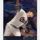 1997 Metal Universe Baseball #006 Mike Mussina - Baltimore Orioles