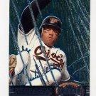 1997 Metal Universe Baseball #001 Roberto Alomar - Baltimore Orioles