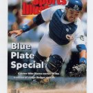 1997 Sports Illustrated Baseball #174 Mike Piazza - Los Angeles Dodgers
