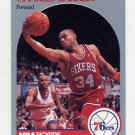 1990-91 Hoops Basketball #225 Charles Barkley - Philadelphia 76ers