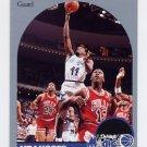 1990-91 Hoops Basketball #223A Sam Vincent - Orlando Magic