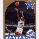 1990-91 Hoops Basketball #005 Michael Jordan - Chicago Bulls