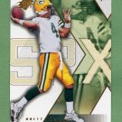 2000 SPx Football #031 Brett Favre - Green Bay Packers