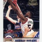 1993-94 Hoops Fifth Anniversary Gold #328 Rodney Rogers - Denver Nuggets