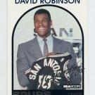 1993-94 Hoops Basketball #DR1 David Robinson - San Antonio Spurs