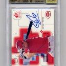 1999 SP Signature Autographs #SC Sean Casey - Cincinnati Reds AUTO Graded BGS 9.5 Gem Mint