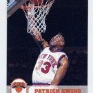 1993-94 Hoops Basketball #146 Patrick Ewing - New York Knicks