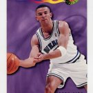 1995-96 Hoops Basketball #390 Jason Kidd - Dallas Mavericks