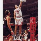 1995-96 Hoops Basketball #022 Toni Kukoc - Chicago Bulls