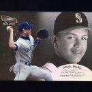 1996 Pinnacle Aficionado Slick Picks #20 Alex Rodriguez - Seattle Mariners
