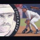 1996 Pinnacle Aficionado Baseball #198 Mike Piazza CL - Los Angeles Dodgers