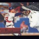 1996 Pinnacle Aficionado Baseball #192 Tyler Houston - Atlanta Braves