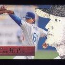 1996 Pinnacle Aficionado Baseball #188 Chan Ho Park - Los Angeles Dodgers