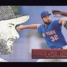 1996 Pinnacle Aficionado Baseball #168 Paul Wilson - New York Mets