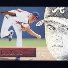 1996 Pinnacle Aficionado Baseball #162 Jason Schmidt - Atlanta Braves