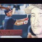 1996 Pinnacle Aficionado Baseball #161 George Arias - California Angels