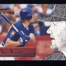 1996 Pinnacle Aficionado Baseball #135 Dave Nilsson - Milwaukee Brewers