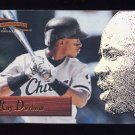 1996 Pinnacle Aficionado Baseball #116 Ray Durham - Chicago White Sox