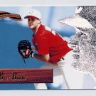 1996 Pinnacle Aficionado Baseball #110 Bret Boone - Cincinnati Reds
